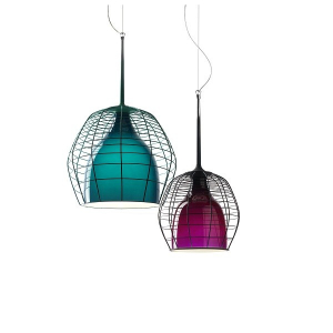 Diesel with Foscarini Cage Pendelleuchte