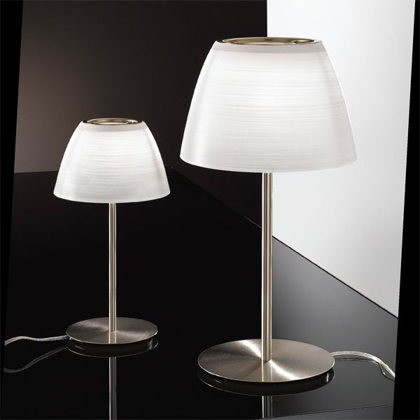 CUPOLE Tischlampe