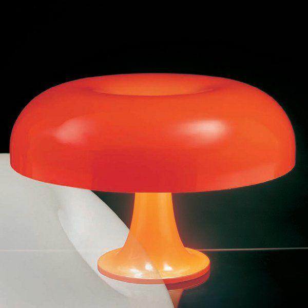 Nesso Tischleuchte, orange