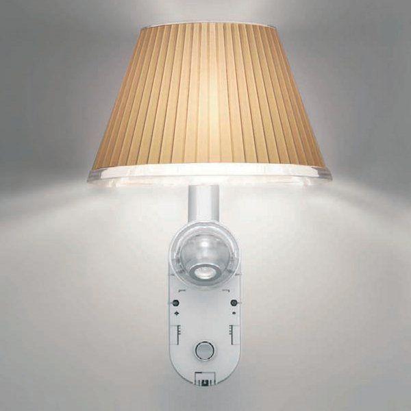 Choose parete + LED Wandleuchte, weiss