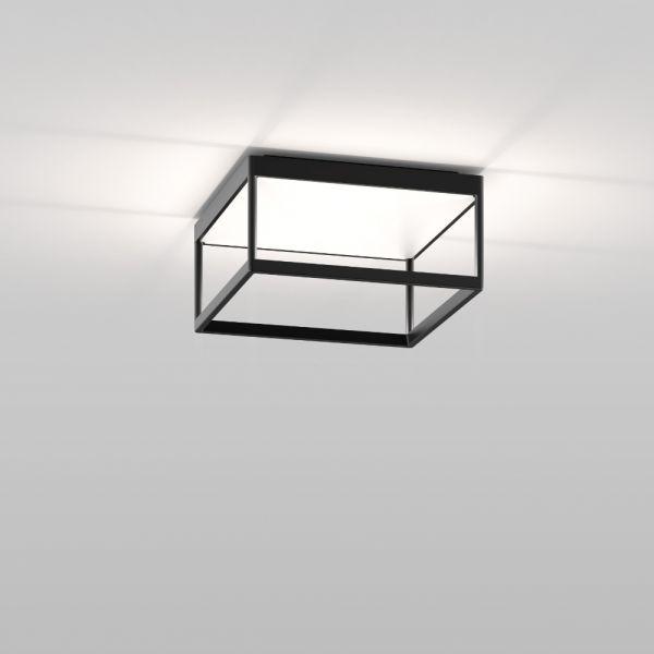 Reflex² 150 M Deckenleuchte schwarz, Reflektor weiß