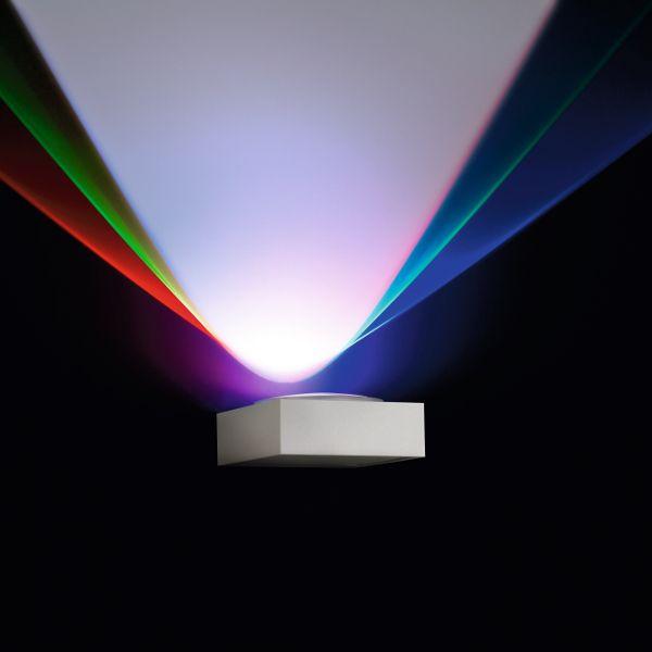 Vision LED RGB Wandleuchte