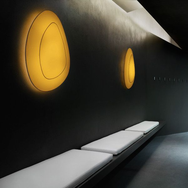 Modoluce Ring Wand/Deckenleuchte