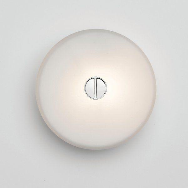 Mini Button Wand- / Deckenleuchte