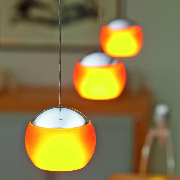 Balino Trio LED Pendelleuchte, detailliert