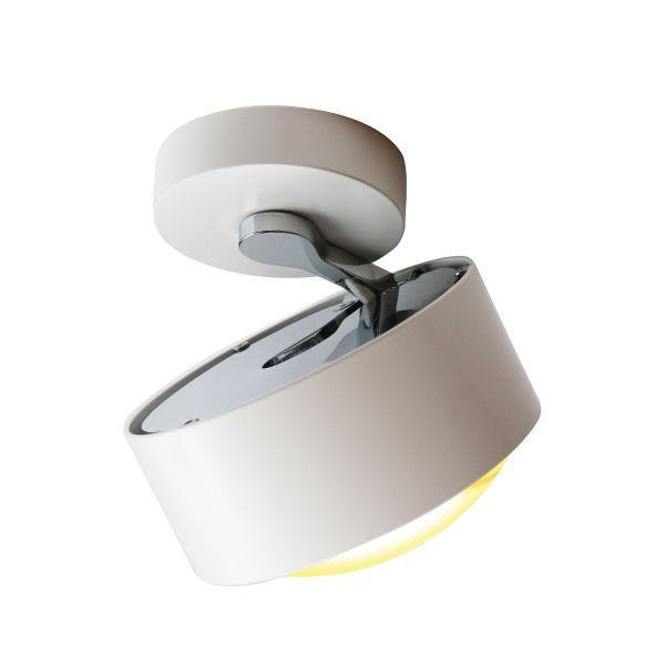 Puk Move LED Aufbaustrahler, weiß