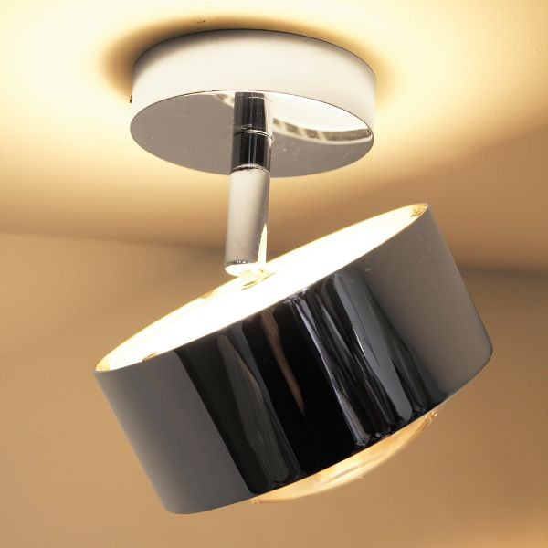 Puk Maxx Turn Halo Up- & Downlight Deckenleuchte