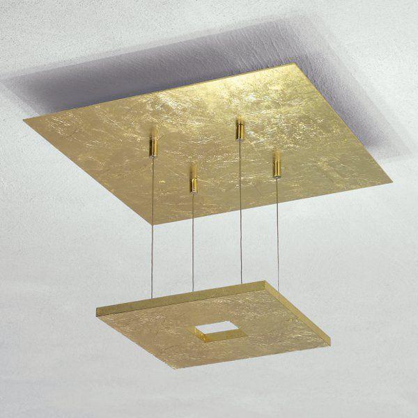 Zen Mini Deckenleuchte Gold