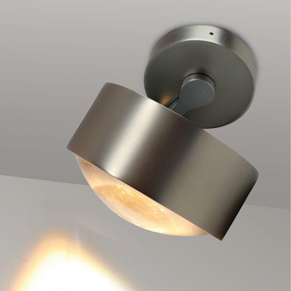 Puk Maxx Move LED Aufbaustrahler, nickel