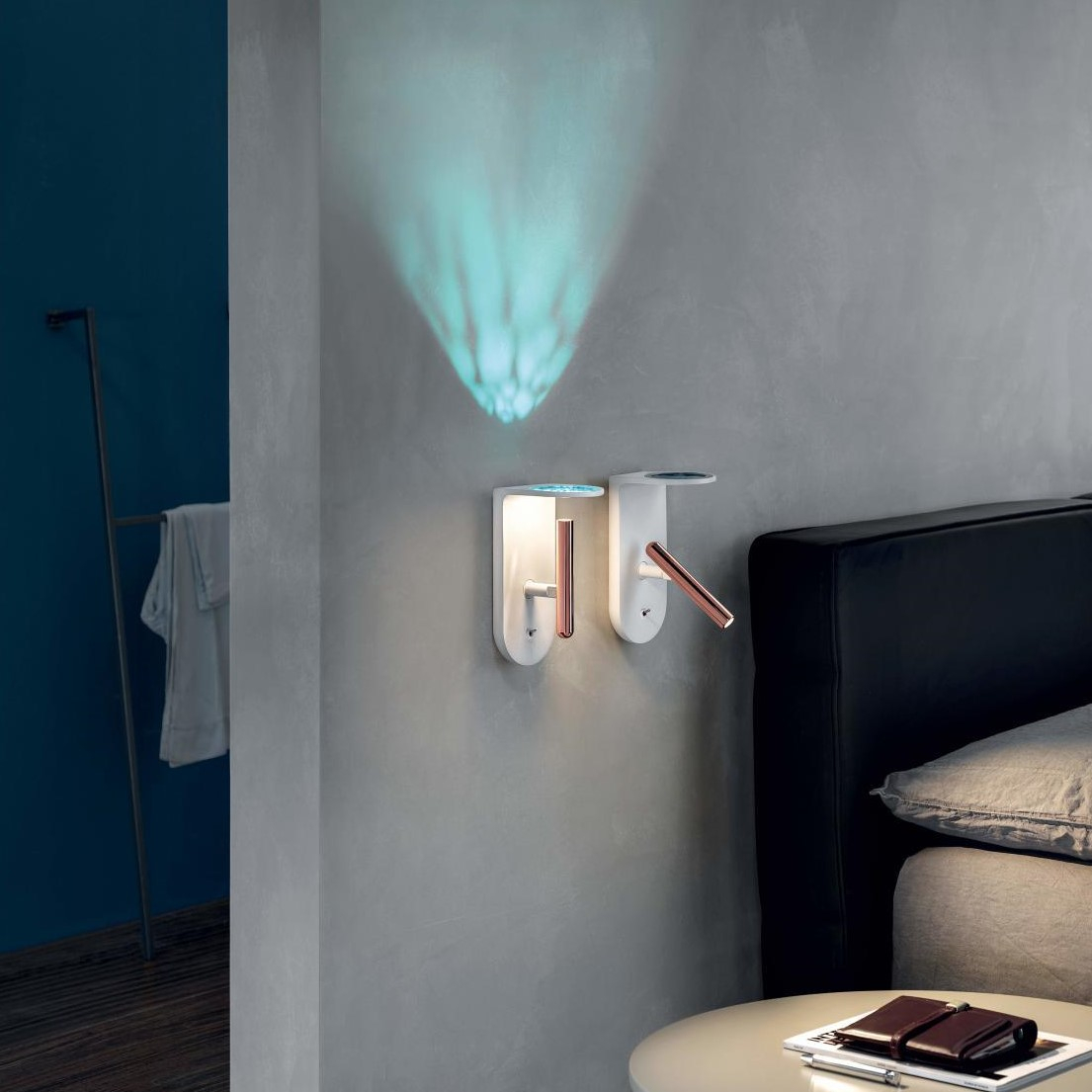 wandlampen  schlafzimmer  innenleuchten  lightingdeluxede