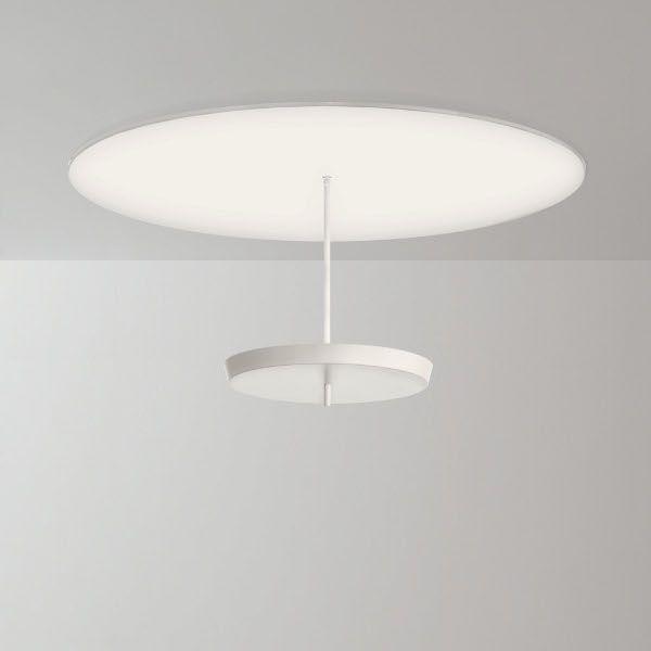 Ombrella D80 Deckenleuchte Weiß