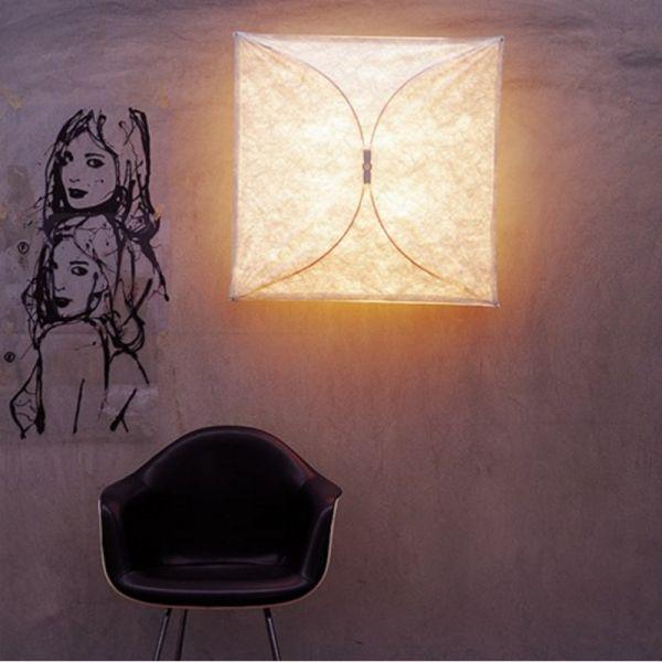 Ariette Wand- / Deckenleuchte small