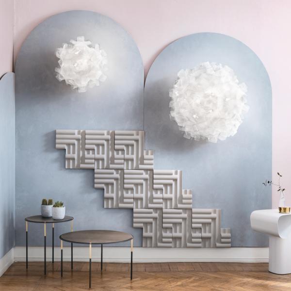 Clizia Pixel Wand-/ Deckenleuchte