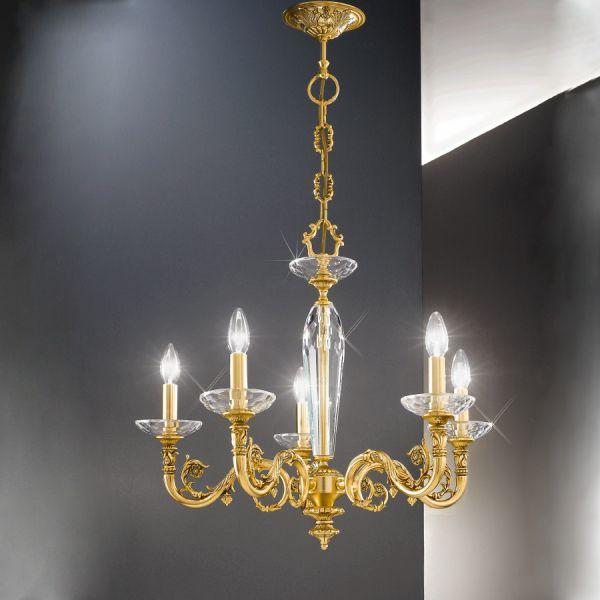 Contarini 5, französisch Gold