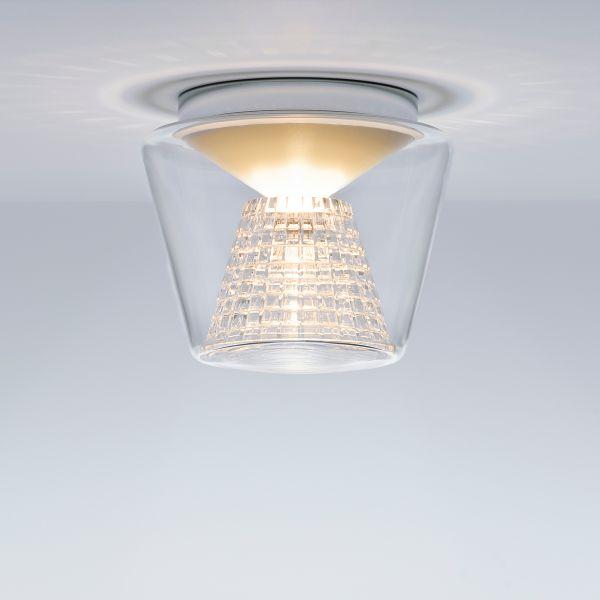 Annex klar/ Kristallglas geschliffen LED Deckenleuchte