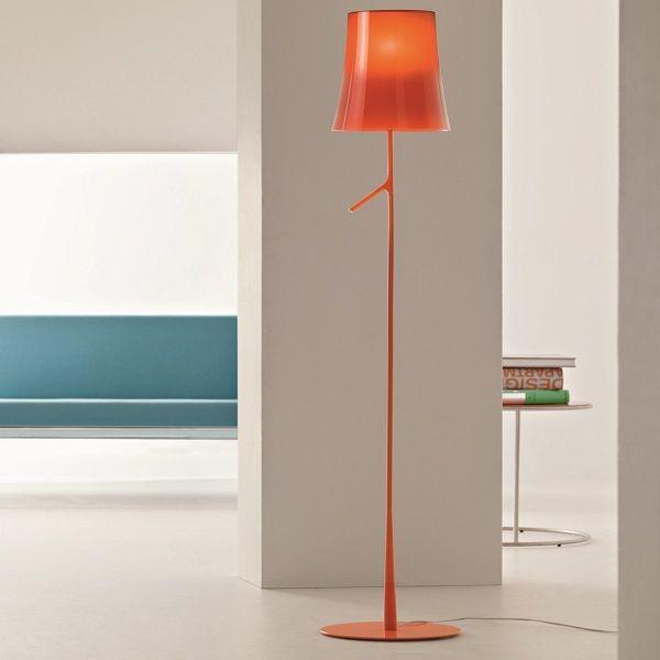 Birdie Floor light, orange