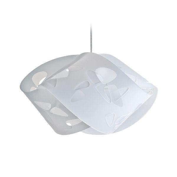 Nodo Bios Hängeleuchte Weiß