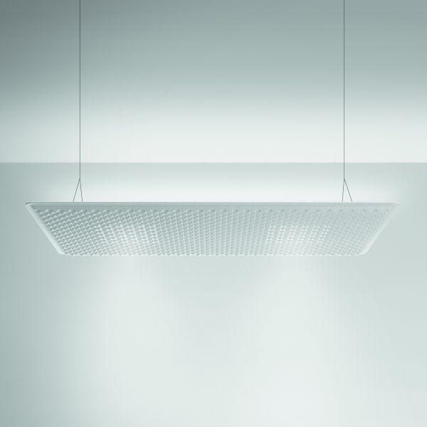 Eggboard Matrix 160, direkte und indirekte Beleuchtung, weiß