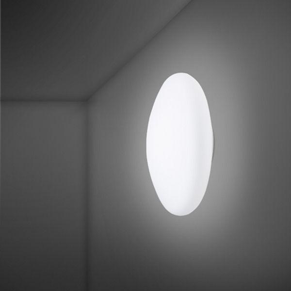 Lumi F07 G13 White Decken-/Wandleuchte