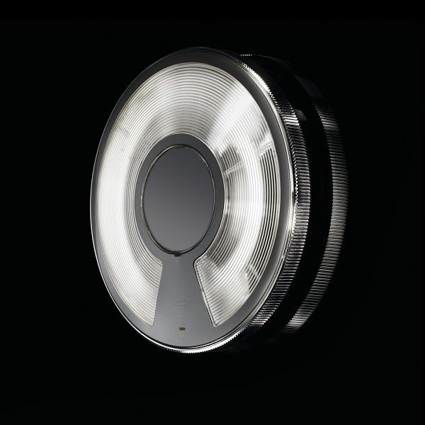 Lightdisc D41 Decken-/Wandleucht als Wandleuchte