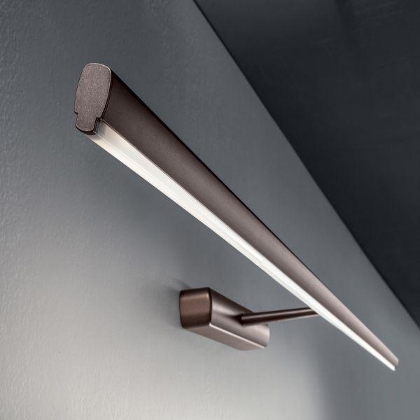 Straight LED Wandleuchte