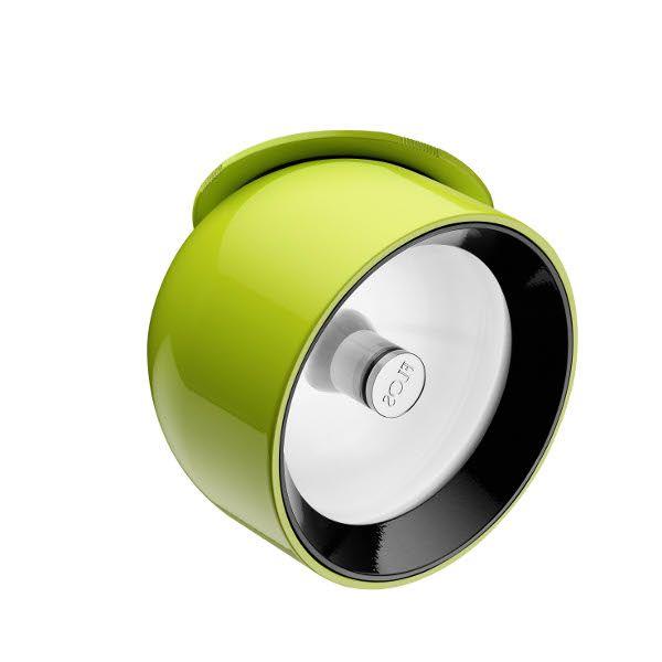 Flos Wan Spotlight grün