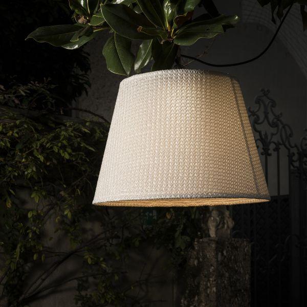 Tolomeo Paralume LED, weiß
