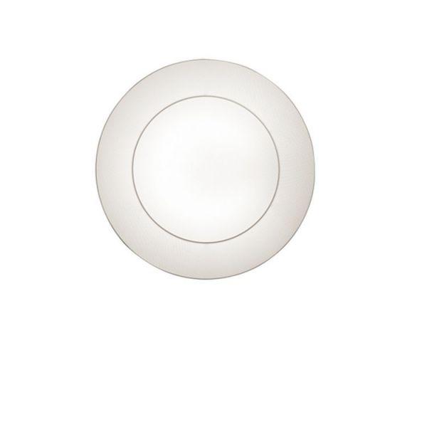 Ring Tonda Wand/ Deckenleuchte Weiß