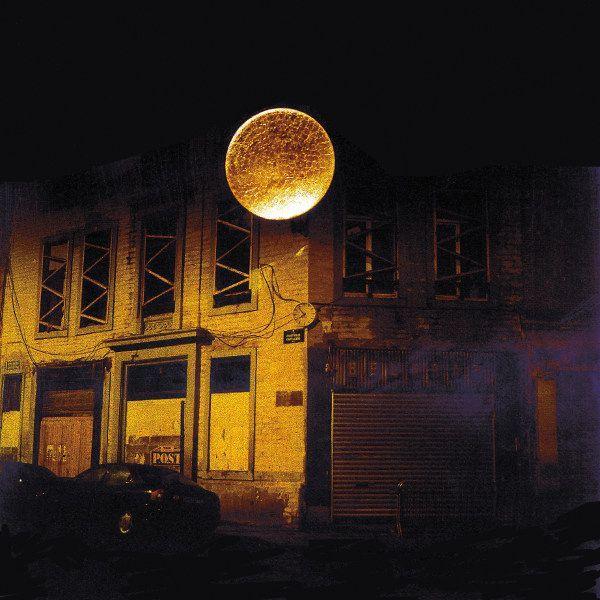 Luna Piena Deckenleuchte in gold