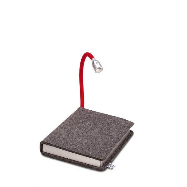 narcissus Bücherwurm Tischleuchte