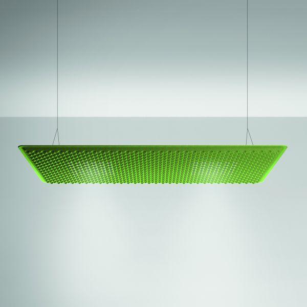 Eggboard Matrix 160, direkte Beleuchtung, grün