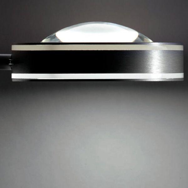 Vio Wandleuchte Aluminium