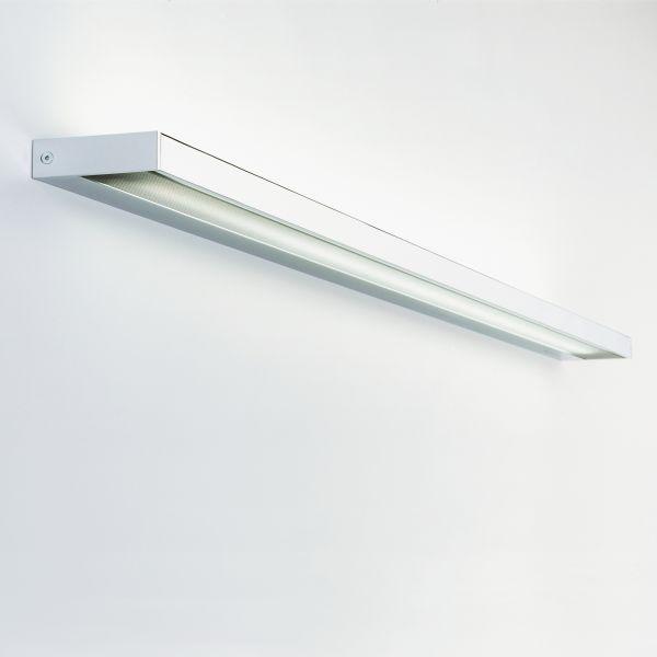 SML LED 1200 Wandleuchte - Aluminium hochglanzpoliert