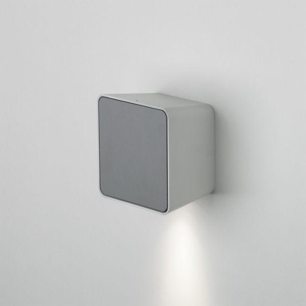 Lab 1 Aussenwandleuchte Grau/Grau