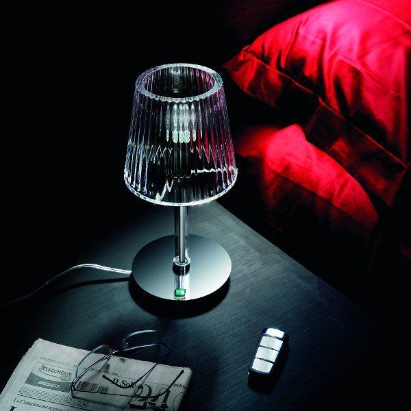 Die Tischleuchte Lumè L1 im Wohnraumbeispiel