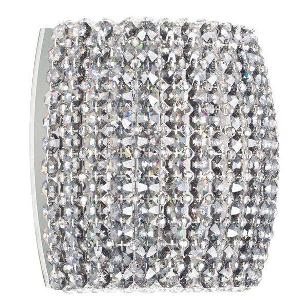 Dionyx DIW0807 Wandleuchte mit Swarovski Kristallen