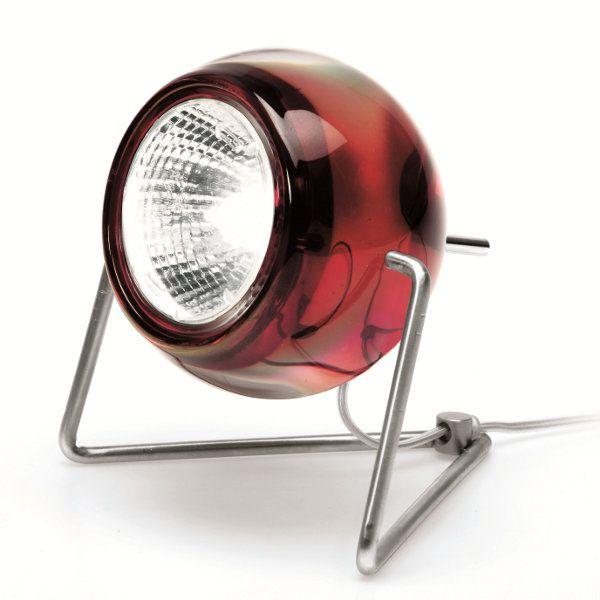 Beluga Colour B03 Tischleuchte, rot