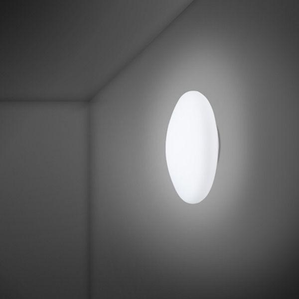 Lumi F07 G09 White Decken-/Wandleuchte