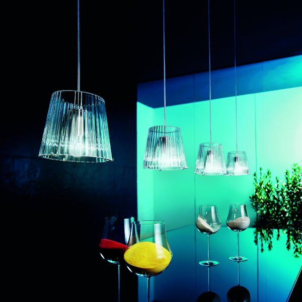 Lampenschirme der Lumè S-Serie