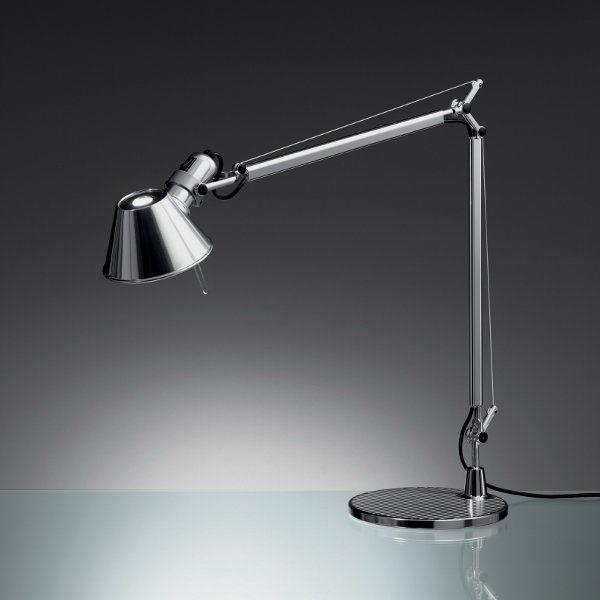 Tolomeo mini/mini LED Tischleuchte, mit Tischfuß Ø 20 cm