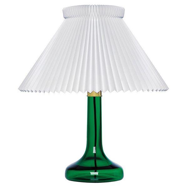 343 Tischlampe in Grün