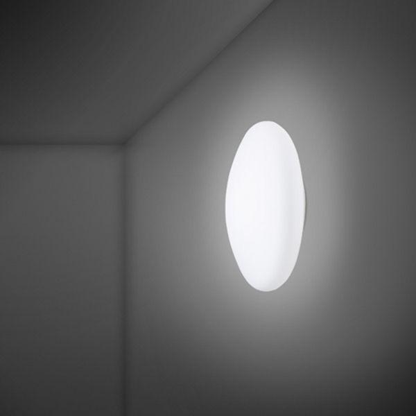 Lumi F07 G11 White Decken-/Wandleuchte