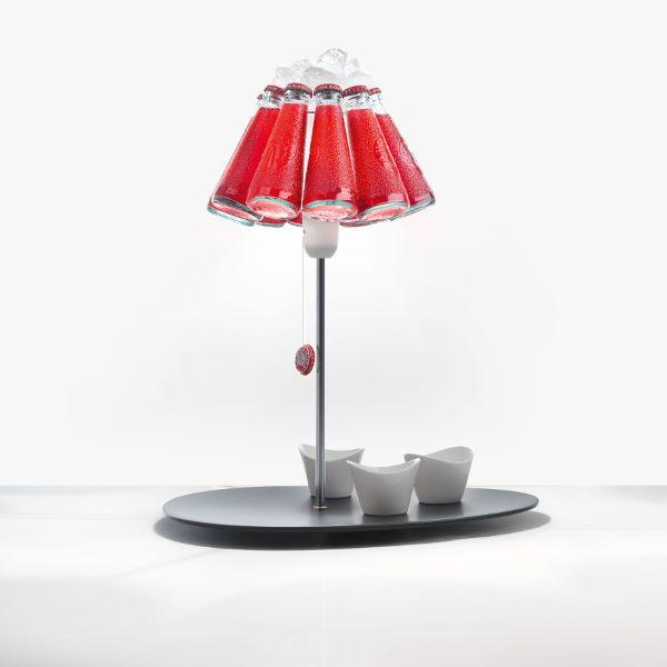 Campari Bar Tischleuchte