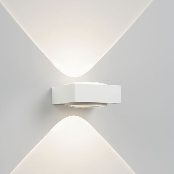 Vision LED Wandleuchte Weiß