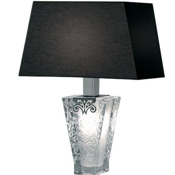 Vicky B03 Tischleuchte, schwarz