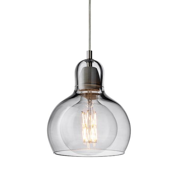 Mega Bulb SR2 Silber mit klarem Kabel (PVC)