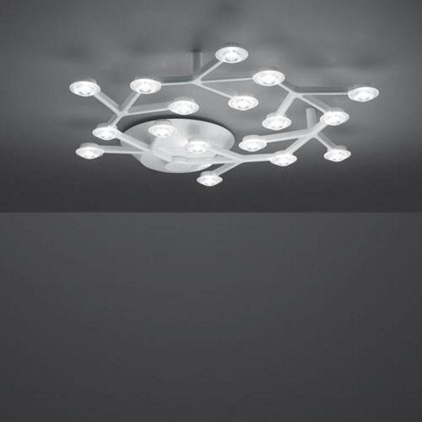 LED Net circle soffitto Deckenleuchte
