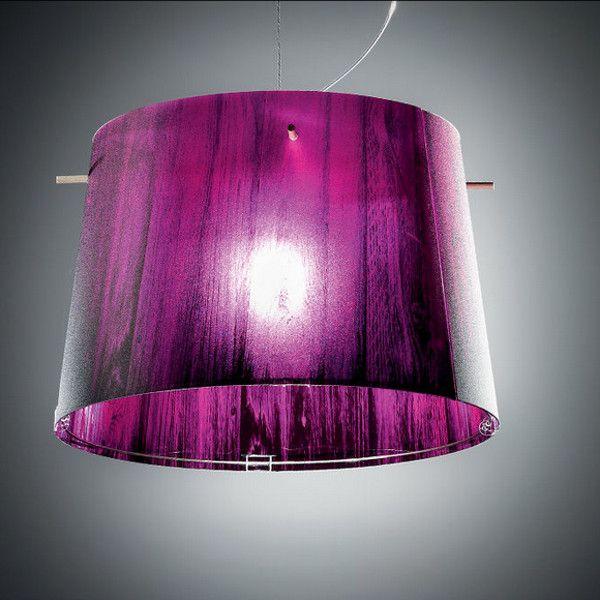 Woody Pendel Purple