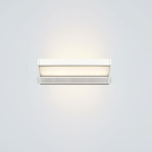 SML LED 220 Wandleuchte - weiß lackiert